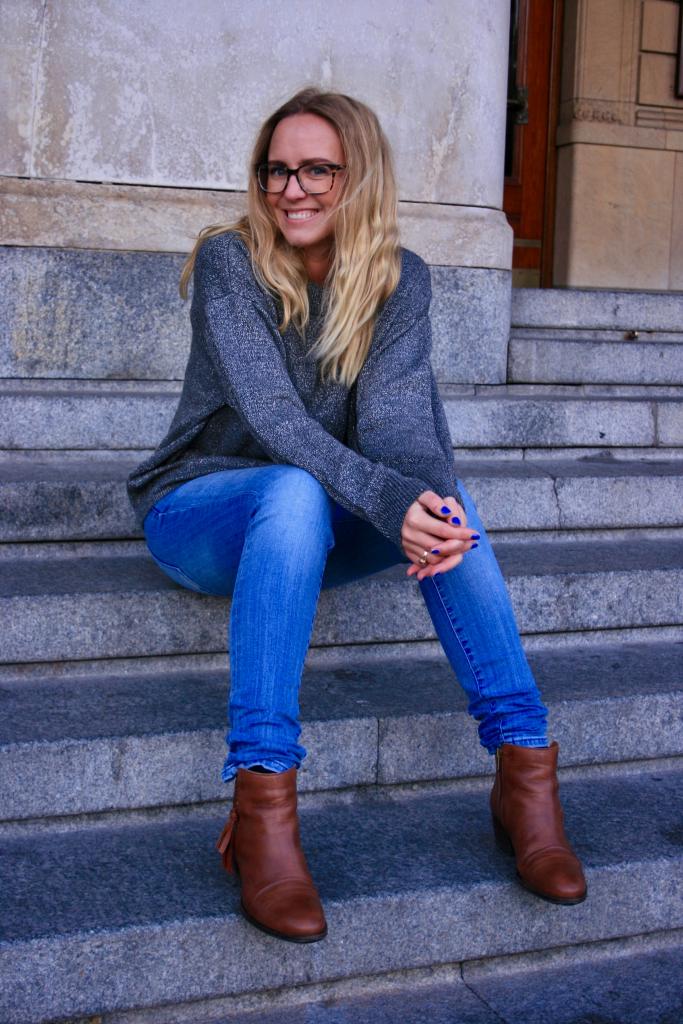 Malin Jilkén i Stockholm